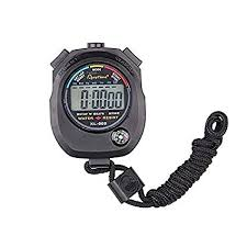 Buy Generic <b>Waterproof Digital LCD</b> Stopwatch Chronograph Timer ...