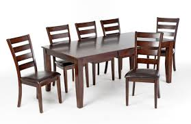 expandable dining table ka ta: intercon kona butterfly leaf dining table