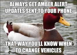 Amber Alert Meme | Kappit via Relatably.com