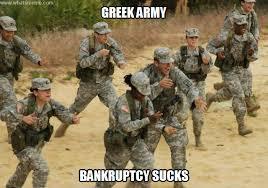 Greek army ~ MeLolz - Just For Fun, Funny Memes Jokes, Troll Pics via Relatably.com