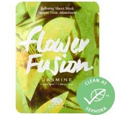 <b>Flower Fusion</b>™ Jasmine Softening Sheet Mask - <b>Origins</b> | Sephora