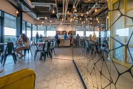 algotec offices shared social area anatomy home office