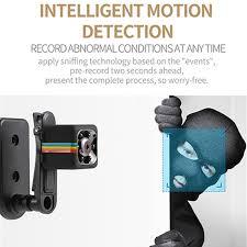 Online Shop BORUIT <b>SQ11 Mini Camera HD</b> 1080P Sensor Night ...