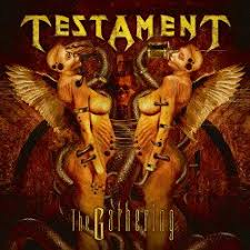 The <b>Gathering</b> by <b>TESTAMENT</b> - info and shop at Nuclear Blast ...