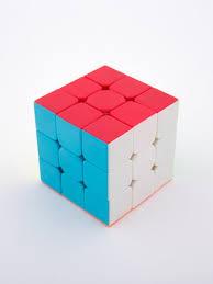 <b>Головоломка</b> 3x3x3 W без наклеек <b>QiYi</b> MoFangGe 9933931 в ...