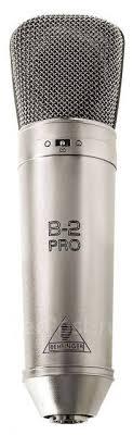 <b>Студийный микрофон Behringer</b> B-2 PRO - Фарпост во ...