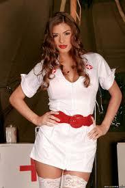 doctor PornStaro Madelyn Marie sexy nurse healing cock.