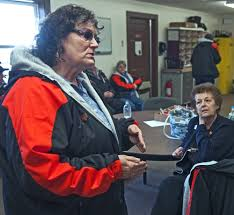 gardiner area school bus drivers something to be thankful for dorothy kirk left and charlotte king answer questions during an interview tuesday at the