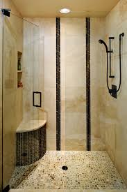 bathroom ideas corner shower design: modern small bathroom remodel mixed with enchanting mosaic floor and ceiling lamp in white shade