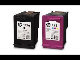 Как заправить <b>картриджи Hp 123</b> Black и Hp 123 Tri-Colour ...