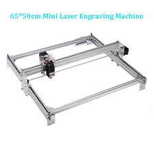CNC Laser Engraving Machine 2Axis DIY Engraver Desktop Wood ...