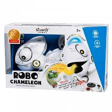 <b>Робот Silverlit Хамелеон</b> 19 см - купить в Москве: цены в ...