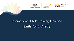 skills and training department of education and training video international skills training courses