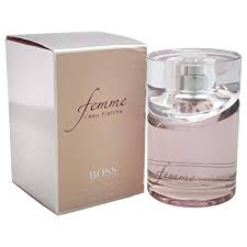 <b>Hugo Boss Femme L'eau</b> Fraiche EDT Spray for Women, 75ml ...