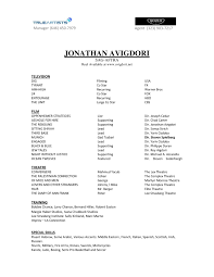 modern example acting resume for job application shopgrat resume sample general acting resume example windows office resume templates acting