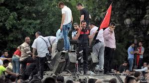 Image result for اردوغان تصفیه دهها هزار نفری را کلید زد