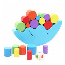<b>Balance Game</b> in Pre-School & Young Children <b>Wooden</b> Toys for ...