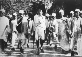 heretic rebel a thing to flout a pencil maker s screed helped gandhi leading one of his great mass passive resistance campaigns the salt of 1930