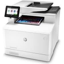 МФУ <b>HP</b> Color LaserJet Pro MFP M479fnw (W1A78A)