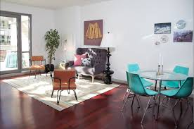 settees for small spaces living room midcentury with area rug art work art deco mid century dining