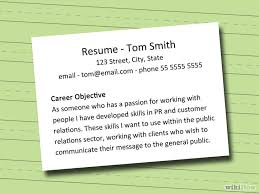 how to write a career objective   infoskep image   px write a career objective step