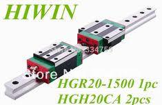 <b>1pcs HIWIN</b> HGH20 HGH20CA HG20 New original <b>linear guide</b> ...
