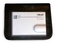 Карманная <b>точка доступа ASUS</b> WL-330g / Сети и коммуникации