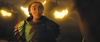 Image result for valka how to train your dragon