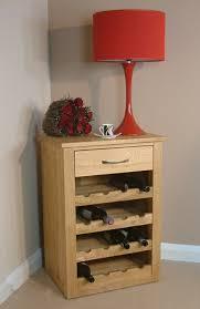 baumhaus wine rack lamp table mobel solid oak baumhaus wine rack lamp table