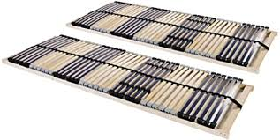 Enjoy your shopping with <b>Slatted Bed Bases 2</b> pcs with: Amazon.co ...
