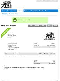 freshbooks review simplify your photography business accounting freshbooks estimate
