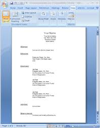 resume examples in word documents   cv europass avocatresume examples in word documents how to create a resume in microsoft word with  sample