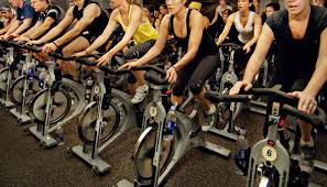 Image result for boring spinning class