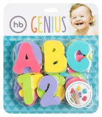 Купить <b>Игрушка</b> для ванной <b>Happy Baby</b> Genius, с 1 года с ...