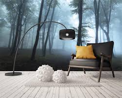 <b>Beibehang Custom any size</b> wallpaper murals HD forest big tree ...