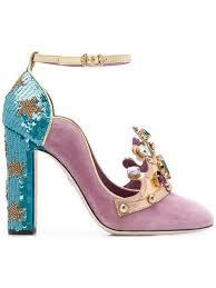 <b>Moraima Snc</b> Round Toe Thick Heels Woman Shoes Suede ...