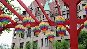 Downtown St. Paul public art commemorates Zeppelin <b>creator's</b> first ...