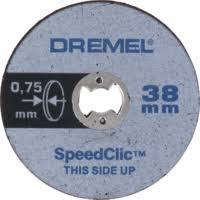 Набор для резки EZ SpeedClic (SC690) | <b>Дремел</b> в Европе
