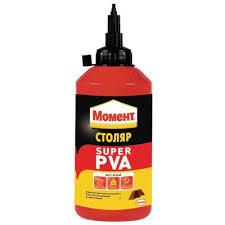 <b>Клей Момент Столяр Super</b> PVA 750 г – выгодная цена – купить ...