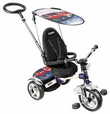<b>Трехколесный велосипед</b> RT <b>ICON 3</b> White Pearl Car — купить по ...
