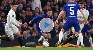 Chelsea* vs Eintracht Frankfurt Highlights 09/05/2019 - Football Alert