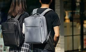 <b>Рюкзак Xiaomi</b> Laptop Backpack черный (Urban life style ...