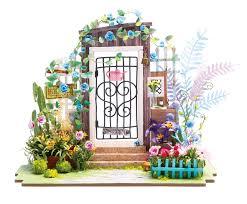 Игровой набор <b>DIY HOUSE</b> Калитка в цветах - купить по лучшей ...