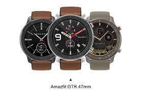 Global Version <b>Amazfit GTR 47mm Smart</b> Watch 5ATM Waterproof ...