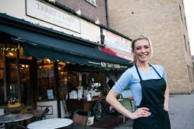 countdown s rachel riley returns to weekend job ahead of small rachel riley spent a day re living her teenage saturday job by working in a