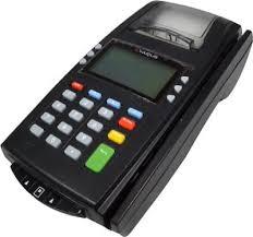<b>Кассовый аппарат</b> YARUS-TK с банковским терминалом.