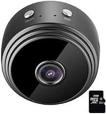 Mingrn <b>A9 Mini WiFi</b> 1080P Camera Remote Surveillance Night ...