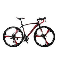 Cyrusher XC550 Racing Road Bike 700Cx28C Steel Frame 21 ...