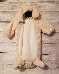 0-9 MOS Tan <b>Baby</b> Bunny Rabbit Zip Up Fuzzy <b>Halloween</b> Easter ...