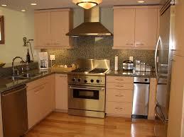 orange kitchen tile flooring